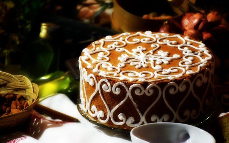 rękaw cukierniczy do dekorowania tortów